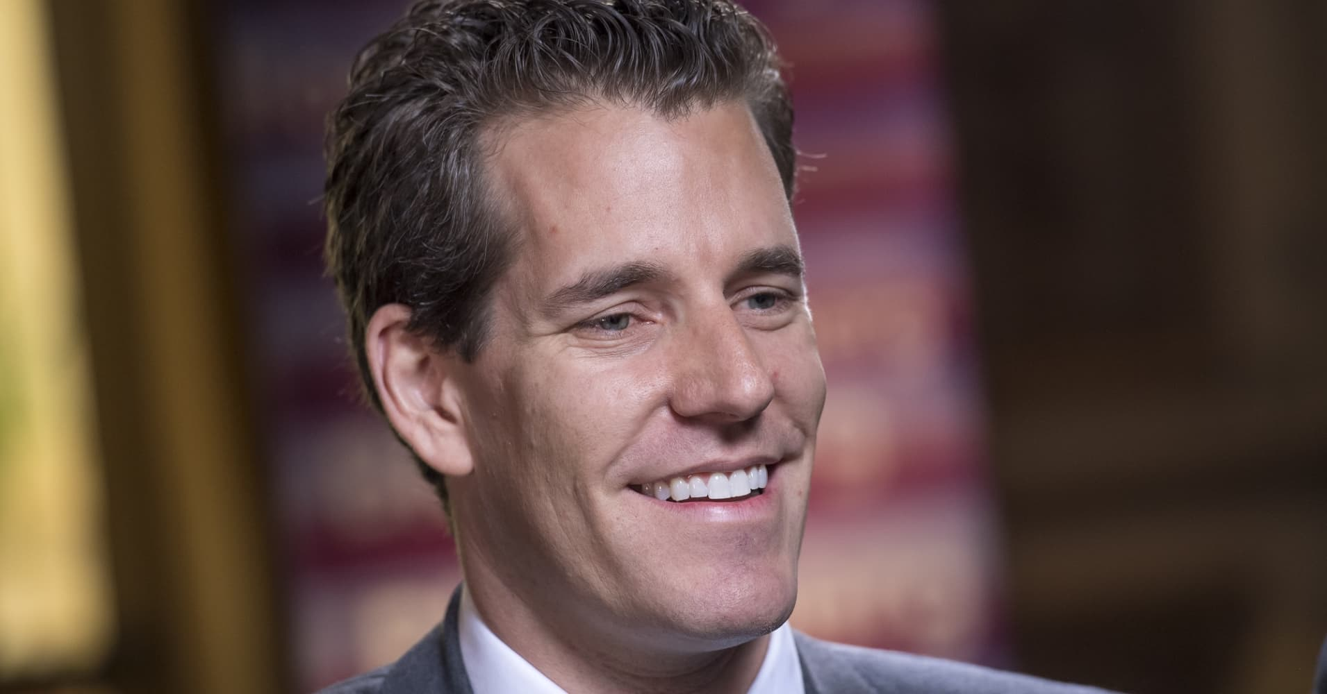 Bitcoin backer Cameron Winklevoss shares his 2 favorite science fiction books