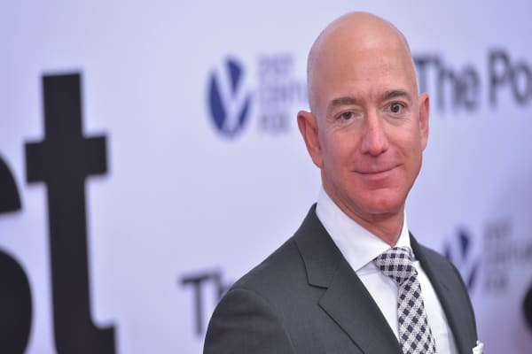 Jeff Bezos donated $33 million to pay