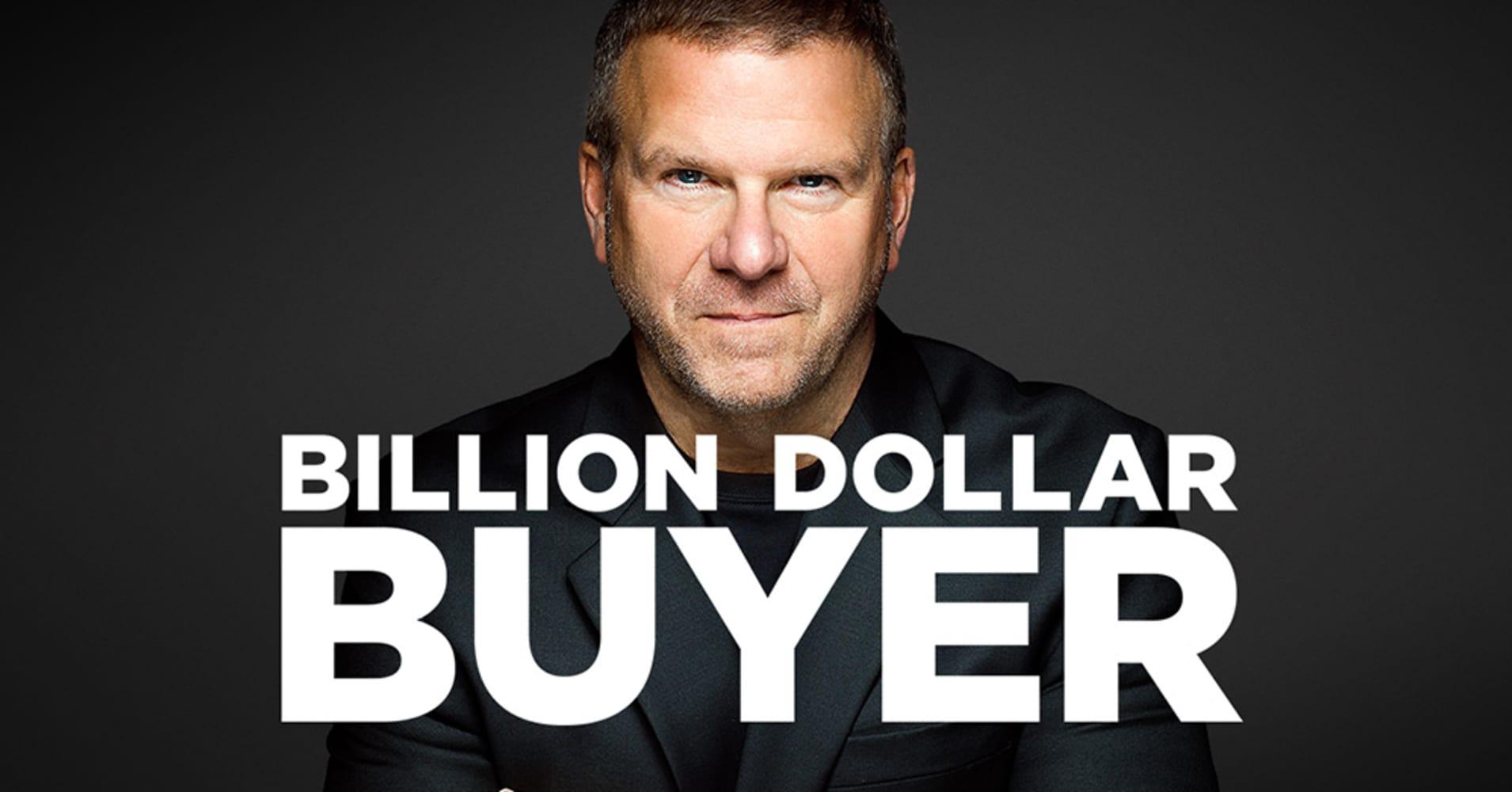 Billion Dollar Buyer Home Cnbc Prime