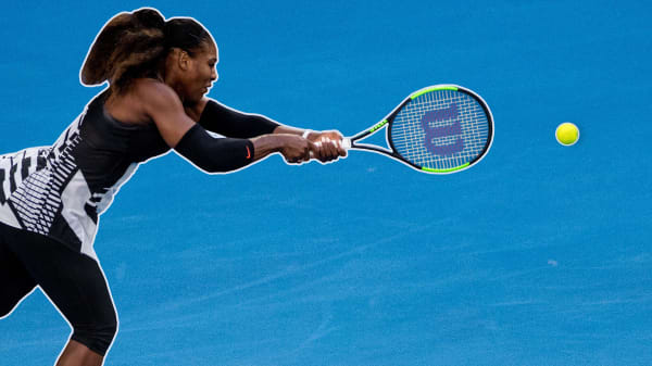 This is the No. 1 lesson Serena Williams hopes to teach her daughter