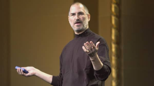 Steve Jobs may have predicted Google's porn issue years ago
