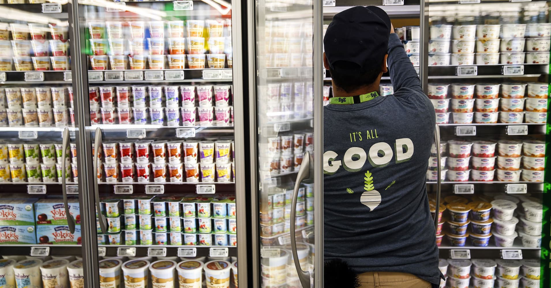 Another yogurt company has put itself up for sale, amid a spate of M&A