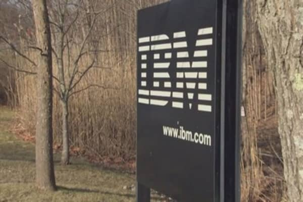 IBM is reportedly reassigning a third of the staff in one of its global businesses