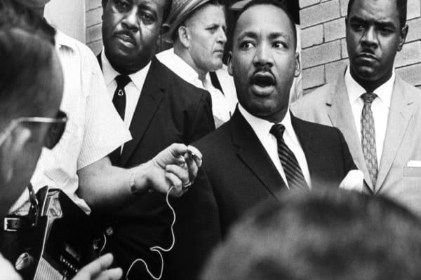 Warren Buffett: Martin Luther King Jr. gave 'one of the most inspiring speeches I've ever heard'