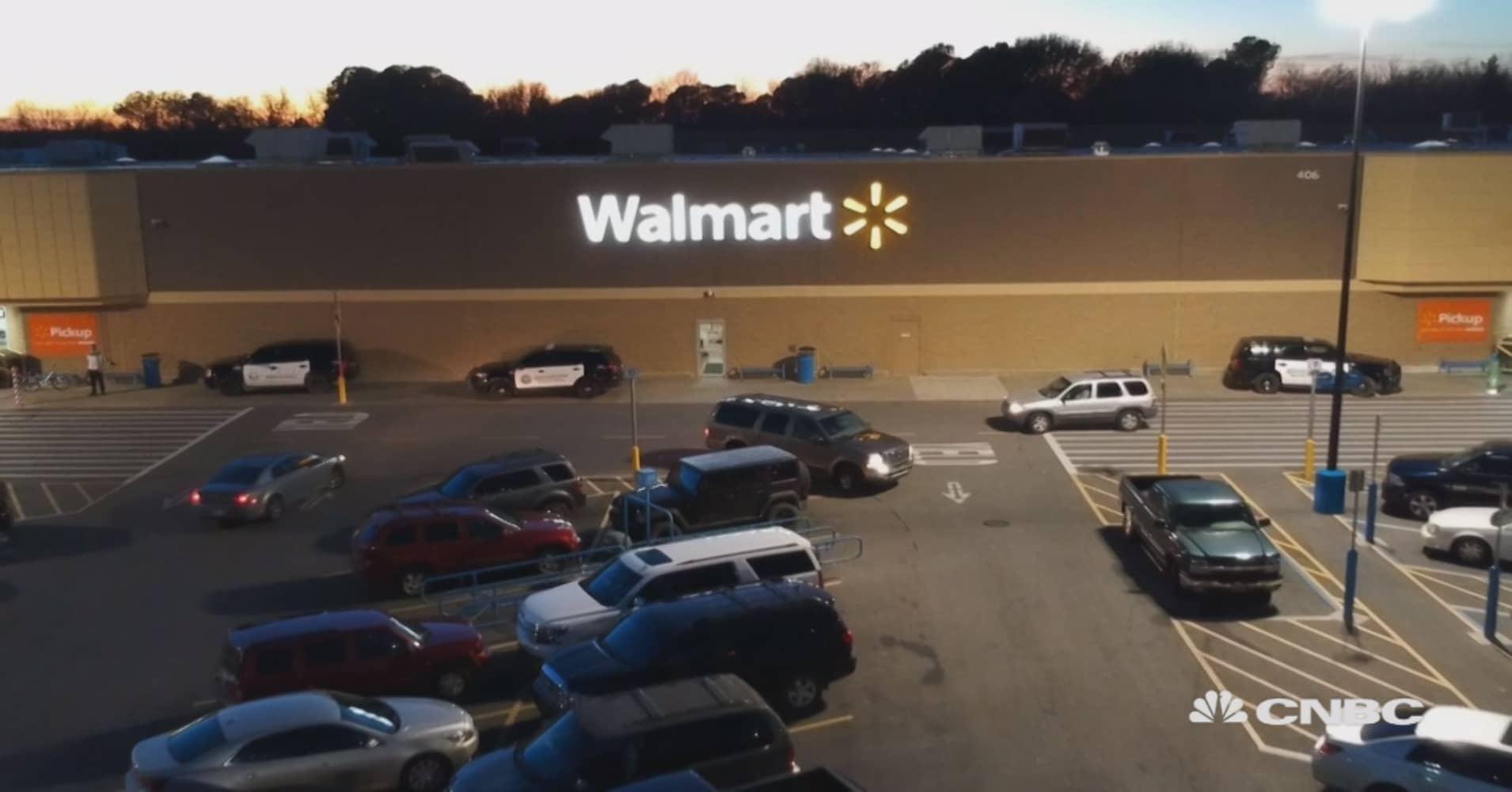 Walmart announces bonusesen sheds stores and jobs malvernweather Gallery
