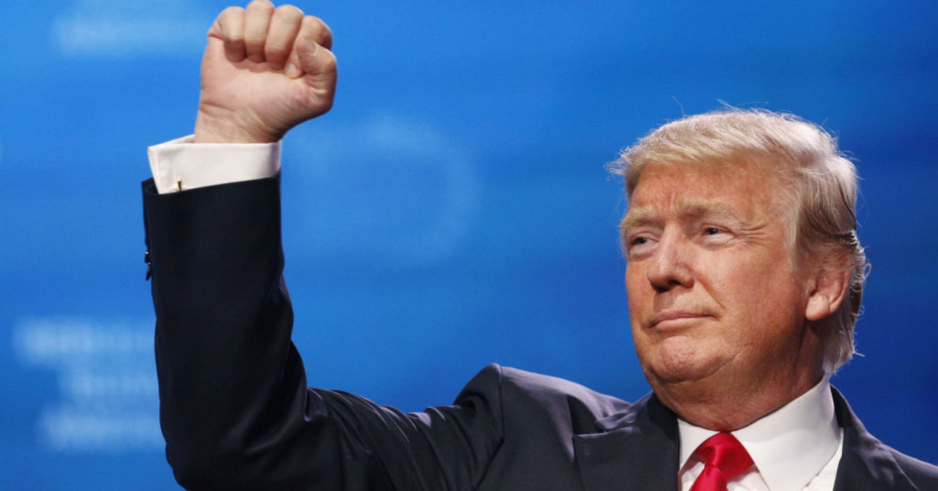 Stock market's value under Trump has grown by $6.9 trillion to $30.6 trillion