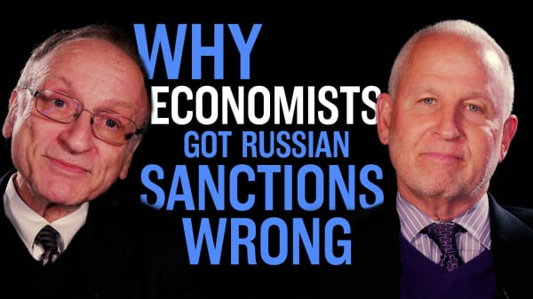 Why economists got Russian sanctions wrong
