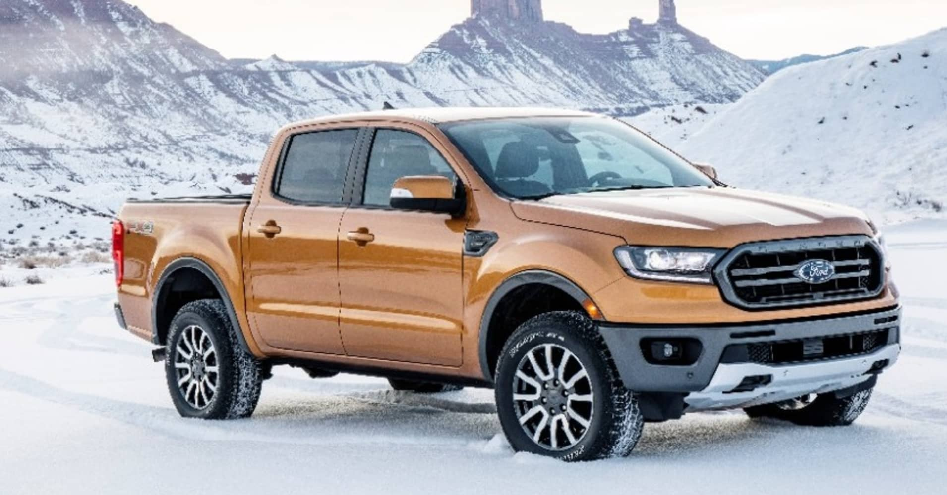 ford has resurrected the ranger pickup truck. Black Bedroom Furniture Sets. Home Design Ideas