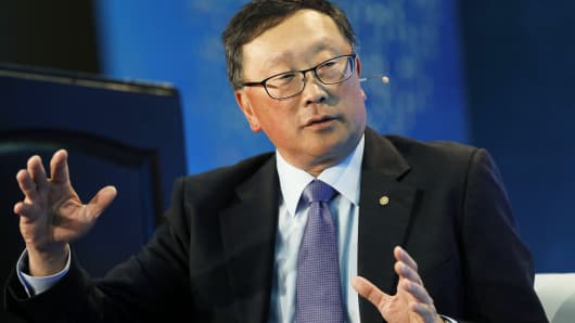 Self-driving cars need global safety solution: Blackberry