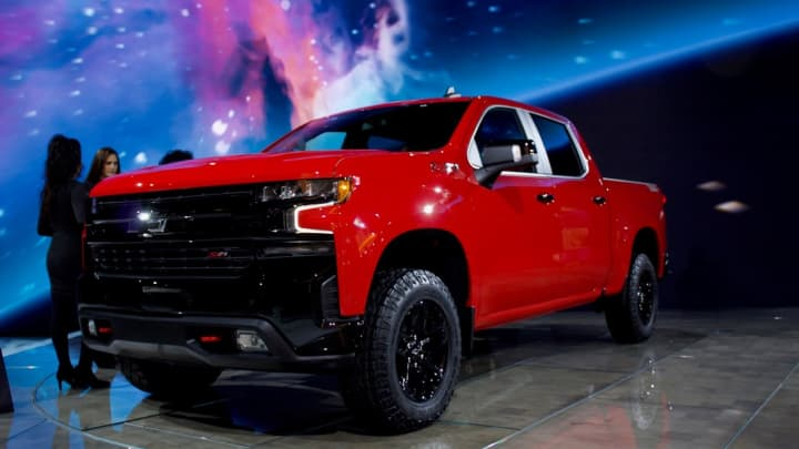 Pickup Trucks From Ford Gm And Others Steal The Spotlight At Detroit Auto Show