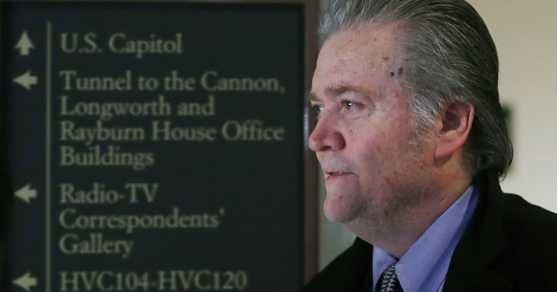 Former Trump aide Bannon refuses to comply with House subpoena