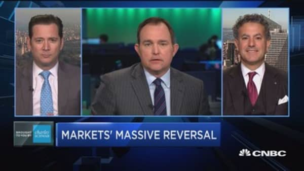 Trading Nation: Markets' massive reversal