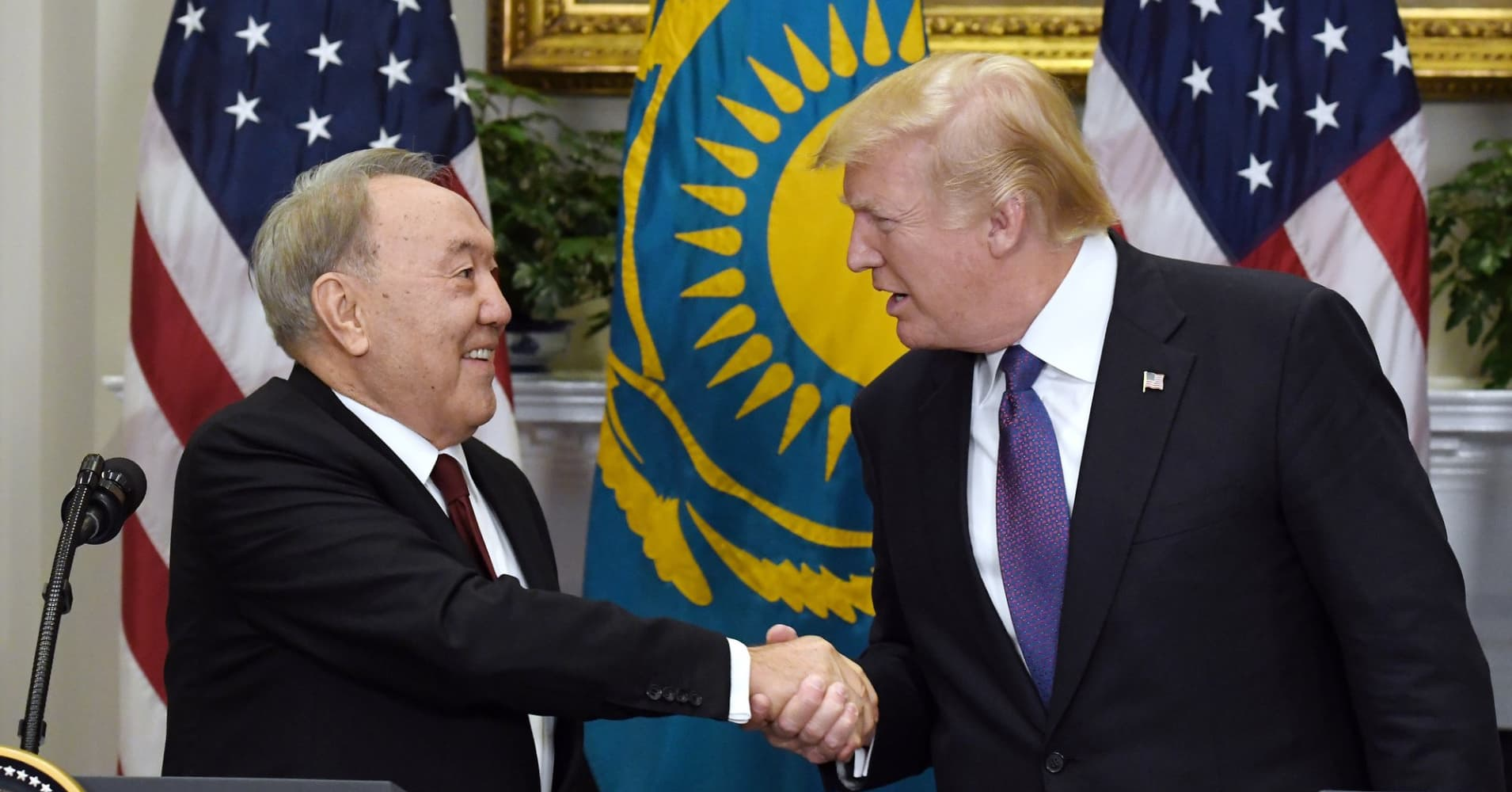 Kazakhstan is a 'kleptocracy' ruled by an autocrat. It's also an increasingly important strategic ally