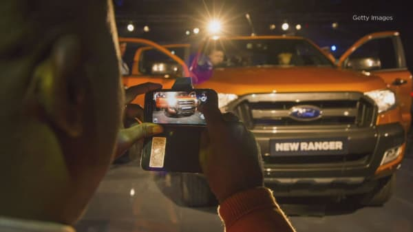 Ford has resurrected the Ranger pickup truck