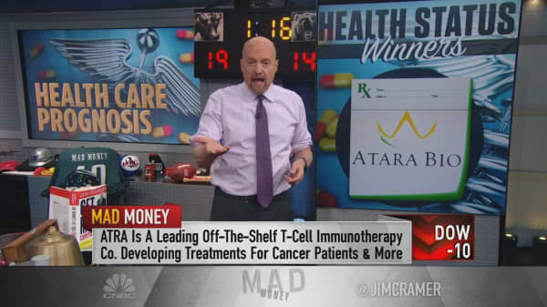 Cramer reveals the biggest winners and losers from the JP Morgan Healthcare Conference