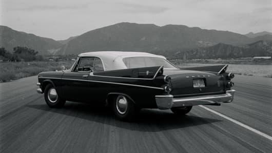 1957 Dodge Coronet Road Test for Motor Life magazine.