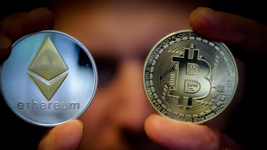 In 2021, bitcoin and ether have seen huge rallies. In April 2021, the cryptocurrency market topped $2 trillion in value for the first time.