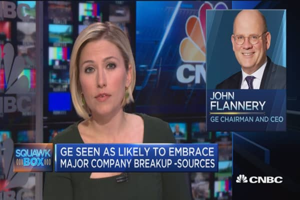 Can GE make a breakup work financially?