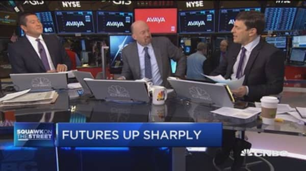Cramer: Heed Bank of America's warning on bitcoin