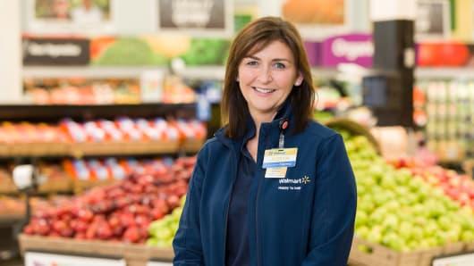 Judith McKenna, named President and CEO of Walmart International