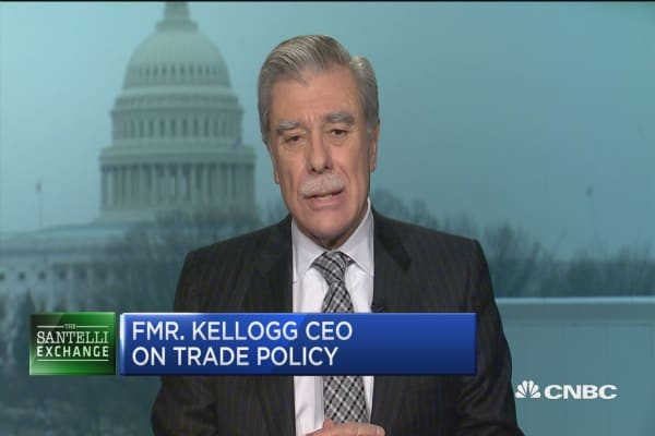 Santelli Exchange: Fmr. Commerce Secretary on trade policy and immigration