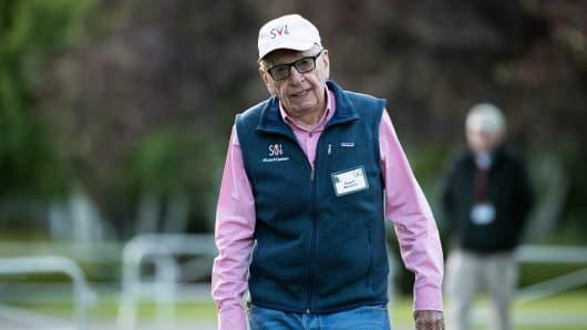 Rupert Murdoch, Chief Executive Officer of News Corp.