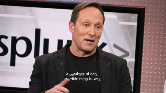 Doug Merritt, CEO, Splunk