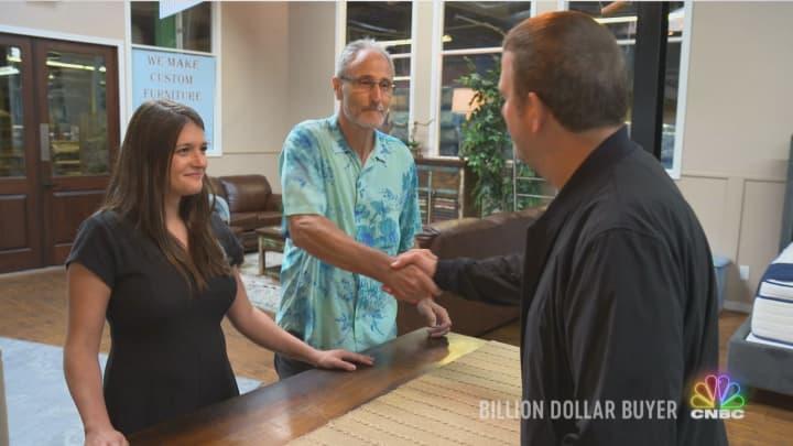 Next on | Billion Dollar Buyer: Texas Mattress Makers | K&N Custom