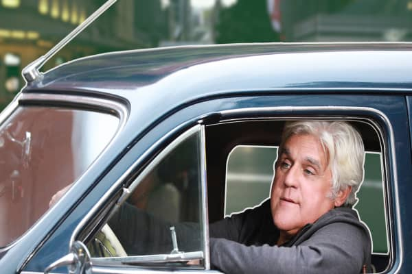 Jay Leno says this is the No. 1 mistake people make when buying a car