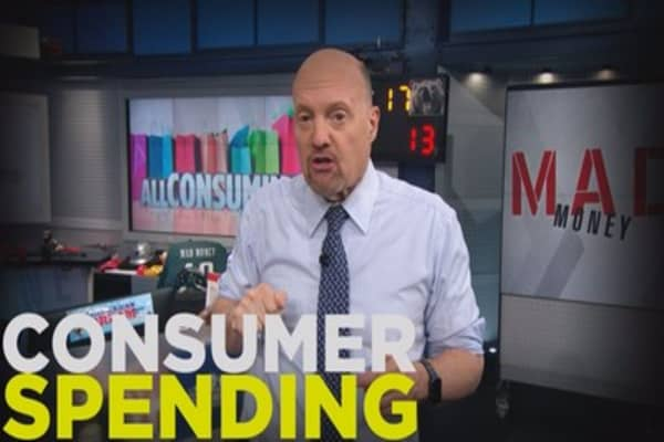 Cramer Remix: The real 'wild card' behind soaring retail revenues