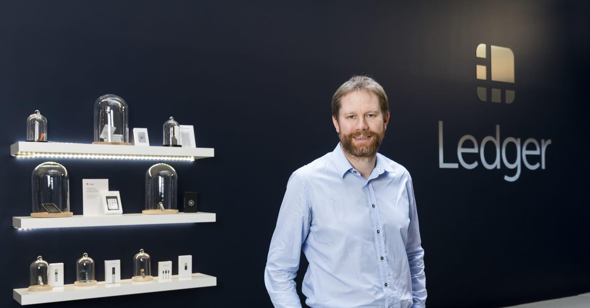 French cryptocurrency wallet maker Ledger raises $75 million