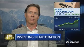 Robotics and Automation Investing is a global growth story