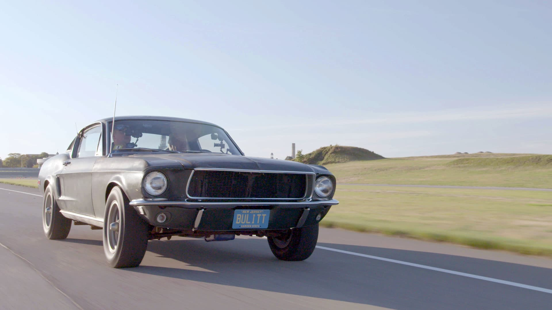 The 1968 Mustang from Bullitt resurfaces Jay Leno s in the