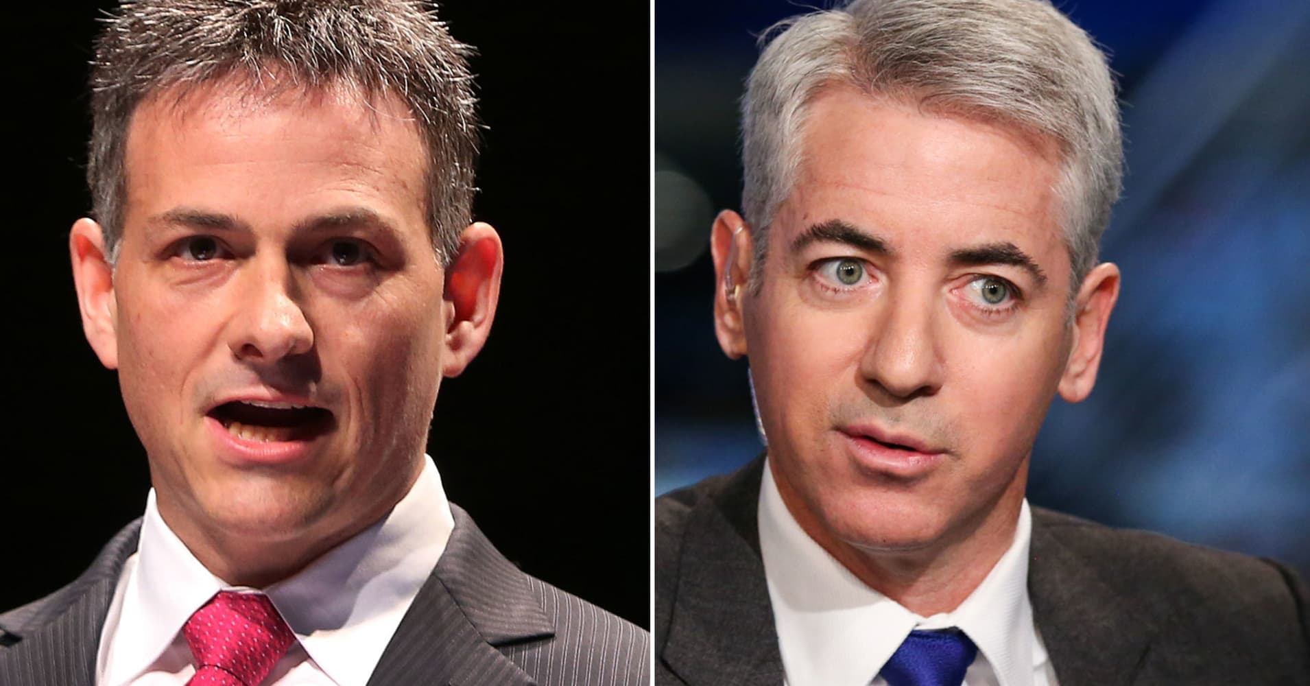 Einhorn's Greenlight off 25% for year; Ackman up double-digits