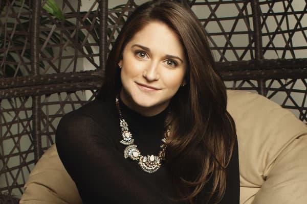 WayUp CEO Liz Wessel