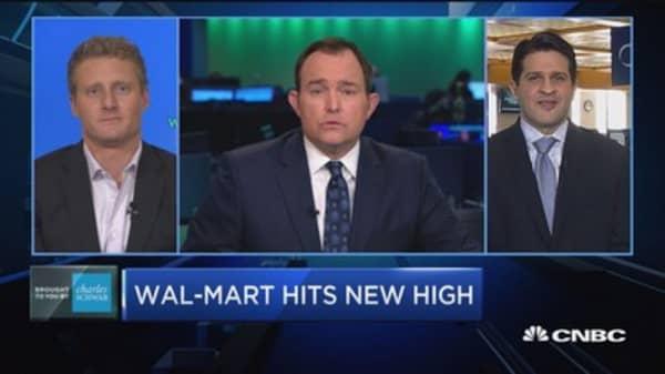 Walmart hits new high, is it still a buy?