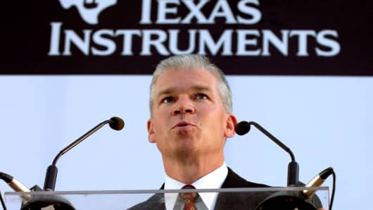 Stifel raises its Texas Instruments price target, still sees slight downside
