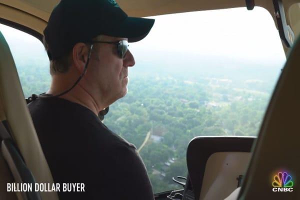 Tilman Fertitta recalls the devastation Hurricane Harvey left on his home city