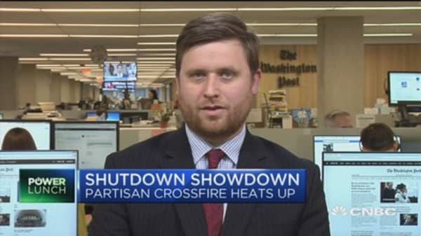 Government shutdown a very real possibility: Washington Post's James Hohmann