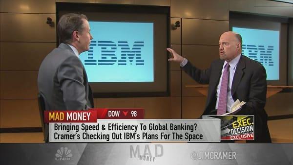 IBM: Blockchain 'creates a lot of value'