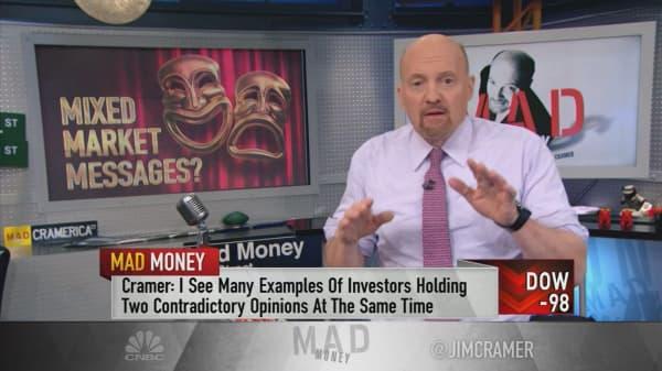 Cramer on rates, Trump, cryptocurrencies & stocks