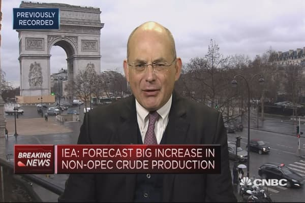 IEA's Atkinson: Low Venezuelan oil production hastens market rebalancing