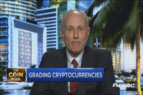 Weiss Ratings starts grading cryptocurrencies