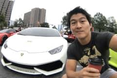 This crypto-millionaire bought a Lamborghini for $115 thanks to bitcoin