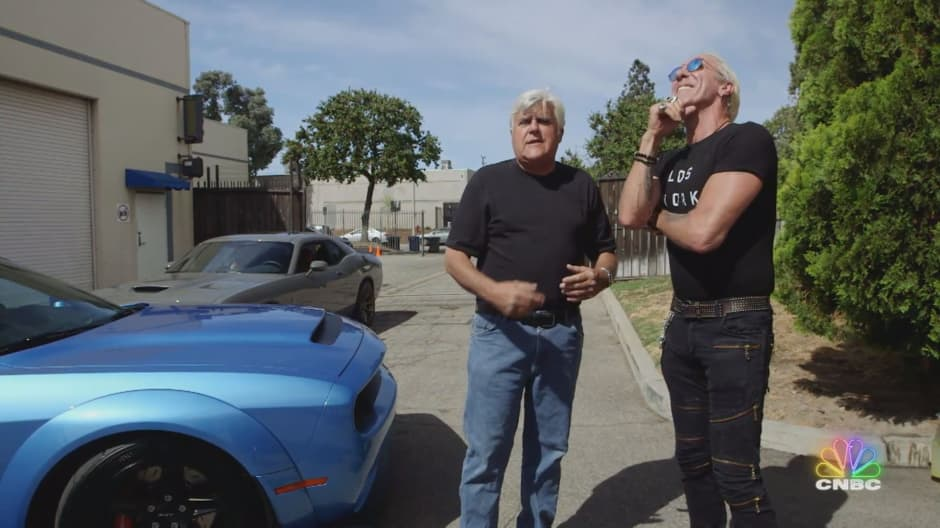 Even rock n' roll legend Dee Snider is scared to drive this powerful muscle car