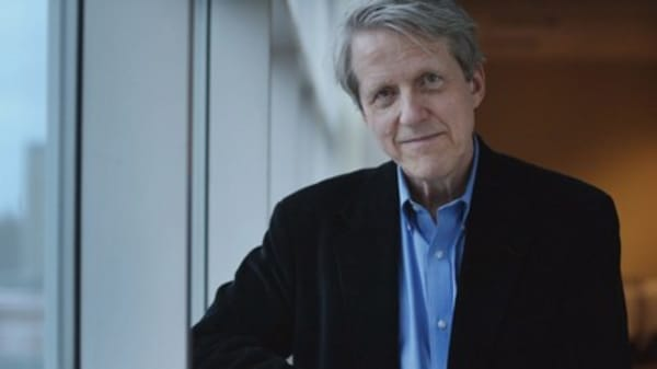 Shiller: Bitcoin is likely to