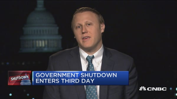 How the government shutdown may impact the mid-term elections