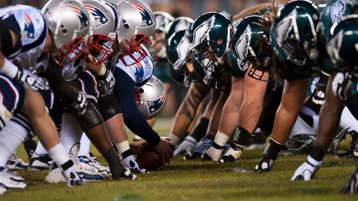 New England Patriots will face off against the Philadelphia Eagles in 2018 Super Bowl.