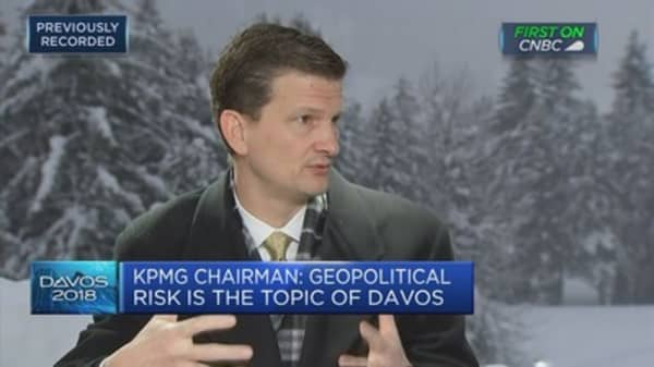 Global challenges can be faced by connecting together: KPMG chairman