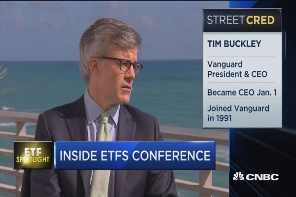 Vanguard CEO: Investors should be very conservative around return assumptions